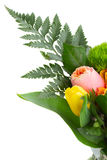 Bouquet of fresh spring  flowers Royalty Free Stock Photo
