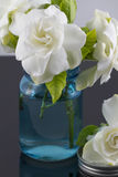 Bouquet of Gardenias Royalty Free Stock Images