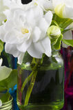 Bouquet of Gardenias stock photography