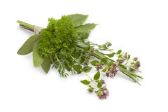 Bouquet garni Stock Photo