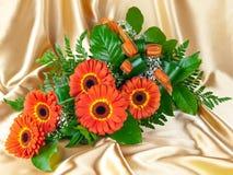 Bouquet of gerberas Stock Image