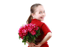 A bouquet gift Royalty Free Stock Image