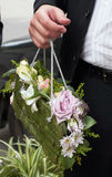 Bouquet initial de fleur. Images libres de droits