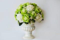 Bouquet, jeune mariée, groupe de fleurs, nuit de date - Romance, datant images stock