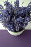 Bouquet of lavender Stock Photo
