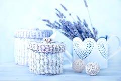 Bouquet of lavender Stock Image