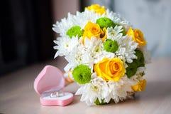 Bouquet lumineux image libre de droits