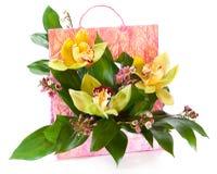 Bouquet lumineux de fleur Photo stock