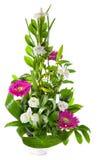 Bouquet lumineux de fleur Photo libre de droits