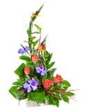 Bouquet lumineux de fleur Image libre de droits