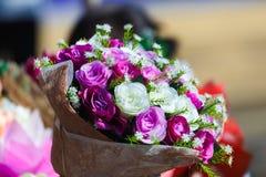 Bouquet,nosegay,bouquet with flowers. Bouquet,nosegay,bouquet with flowers of Thailand stock images