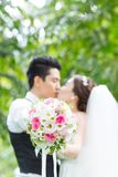 Bouquet nuptial images stock