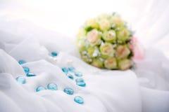 Bouquet nuptiale Photographie stock libre de droits