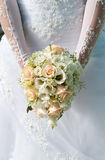 Bouquet nuptiale Photo stock