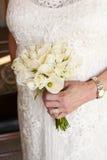 Bouquet nuptiale Image libre de droits