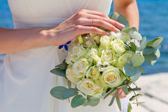 Bouquet nuptiale Images stock