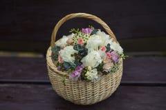 Bouquet nuptiale Photo stock