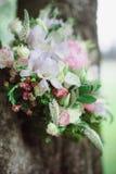 Bouquet nuptiale Photos libres de droits