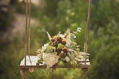 Bouquet nuptiale 6 photographie stock libre de droits
