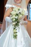 Bouquet nuptiale, Photographie stock libre de droits