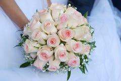 Bouquet nuptiale de mariage Image stock