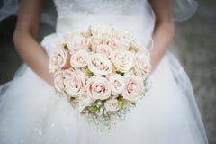 Bouquet nuptiale des fleurs Photos libres de droits