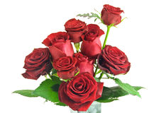 Free Bouquet Of Red Roses Royalty Free Stock Image - 28319136