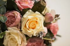 Free Bouquet Of Roses Royalty Free Stock Images - 143449429