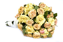 Bouquet of old roses Stock Photo