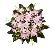 Bouquet from orchid Royalty Free Stock Images