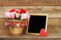 Bouquet paper flower Stock Photo