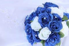 Bouquet pour la jeune mariée Photographie stock