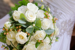 Bouquet pour le mariage Photographie stock