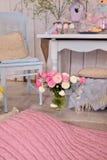 Bouquet ranunculus Stock Photo