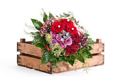 Bouquet of red Stock Photo