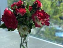 Bouquet rose de Rose photo stock