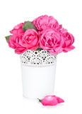Bouquet of rose flowers Stock Images