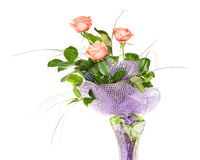 A bouquet of roses Royalty Free Stock Images