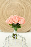 Bouquet of roses. For bridals Stock Image