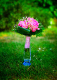 Bouquet of roses Royalty Free Stock Photos