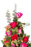 Bouquet of roses isolated Stock Photos