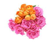 Bouquet of roses Stock Images