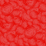 Bouquet of Roses Random Seamless Pattern Royalty Free Stock Photography