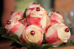 Bouquet of Roses Royalty Free Stock Photo