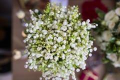Bouquet roumain de mariage Photographie stock libre de droits