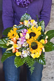 The bouquet Stock Images