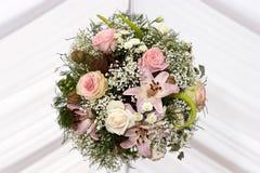 Bouquet s'arrêtant Photographie stock