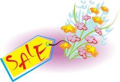 Bouquet for sale Stock Photos