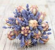 Bouquet sec Photographie stock
