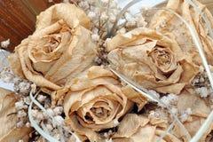 Bouquet sec Photos libres de droits
